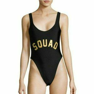 Urban Outfitters SQUAD Swimsuit Small/Medium